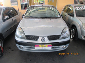 Renault Clio 1.0 16v Authentique 3p 2004