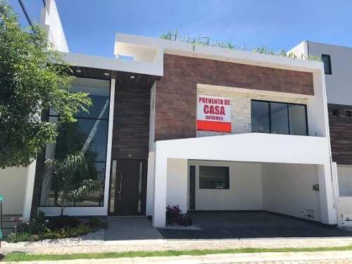 Casa En Fraccionamiento En Lomas De Angelópolis Ii / San Andrés Cholula - Gsi-915-fr