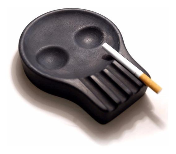 Cenicero Calavera Silicona Cigarillos Skull Regalo Original