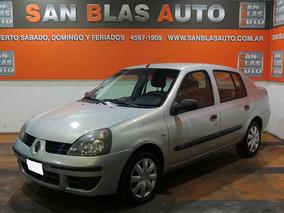Renault Clio Diesel 1.5 2008 Pack Aa Cd 4p San Blas Auto