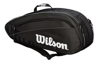Raqueteira Wilson - Federer Team 6 Pack
