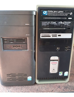Cpu Hp Sr2115la Monitor Original + Impresora Laserjet 1018