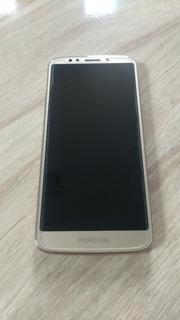 Celular Motorola G6 Play Dourado