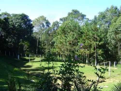 Imagem 1 de 23 de Chácara Bem Localizada Ideal Para Moradia Á 1.5 Km Da Rodovia Em Juquitiba/sp - 256 - 32982802
