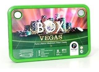 Vegas Poker/black Jack /pase Inles/punto Y Banca