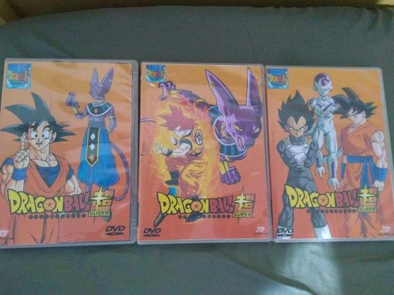 Colecao Dvd Dragon Ball Super