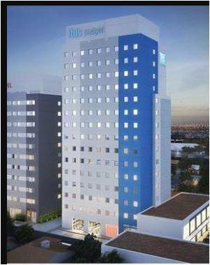 Hotel Com 1 Dormitório À Venda, 19 M² Por R$ 239.000,00 - Barcelona - São Caetano Do Sul/sp - Ho0004