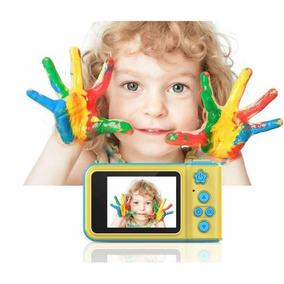 Camera Fotografica Digital Kids Crianca Lancamento Oferta