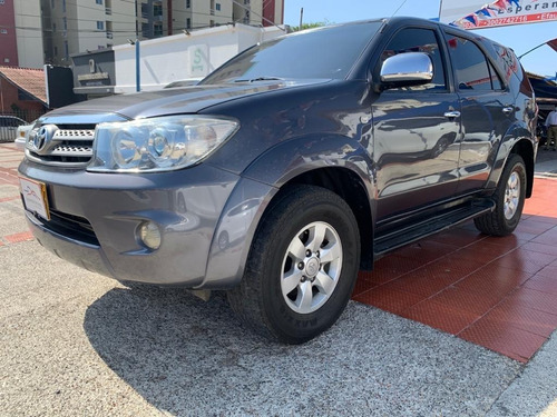 Blindada Fortuner 2.7l 4x2 At 2012