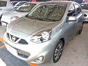 Nissan March 1.6 16v Sl Cvt Flex 4p Automático