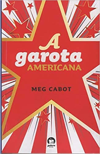 Livro A Garota Americana - Meg Cabot
