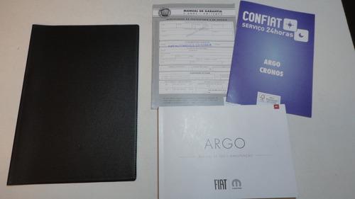 Manual Fiat Argo 2018 2019 Original 1.0 1.3 1.8 Flex