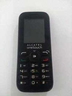 Celular Alcatel Onetouch 1050e Com Defeito No Microfone
