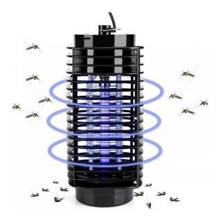 Farol Lampara Luz Uv Mata Moscas Mosquitos Insectos 24w 220v