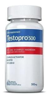 Testopro 500 60 Capsulas Inove Nutrition