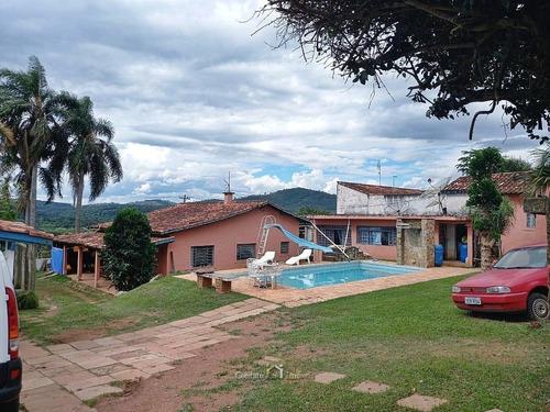 Imagem 1 de 9 de Chácara 1.000m² Venda Jardim Dos Pinheiros - Ch0083-1