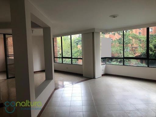Apartamento En Arriendo Los Balsos 472-1422