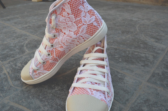 Zapatos Zapatillas Botitas Casamiento Novia Fiesta Comunion