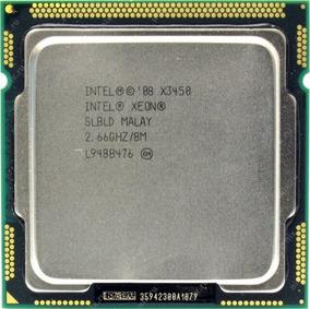 Intel Xeon X3450 2.667 Ghz Quad-core Oitothread 95w 8mb 1156