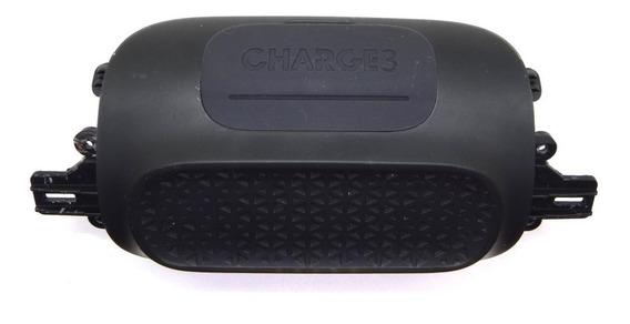 Base Pé Carcaça Charge 3 (tl) - Original C/ Nfe - Preto