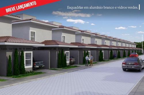 Imagem 1 de 15 de Casa Em Condomínio Para Venda Em Teresina, Gurupi, 3 Dormitórios, 3 Suítes, 3 Banheiros, 2 Vagas - Casa Jardim De Napoli