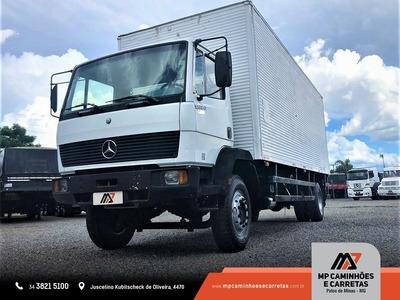 Caminhão Mercedes Benz Mb 1214 C