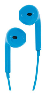 Fone De Ouvido I2go Com Microfone, Azul