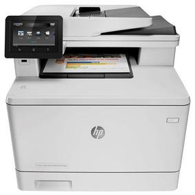 Impressora Mult Laser M477fdw Mfp Pro 220v Color