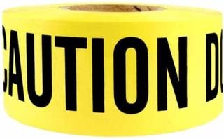Swanson Bt100dne2 3 Pulgadas Por 1000feet 2mil Barricade Tap