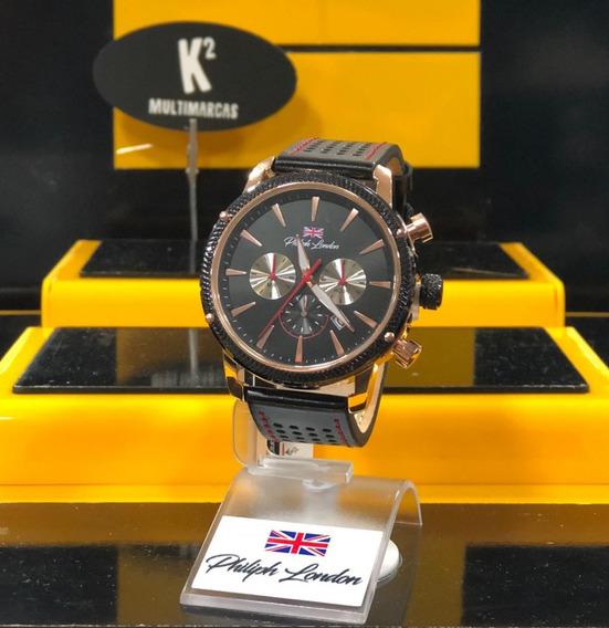Relógio Philiph London Pl8002632m