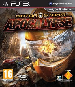 Motorstorm: Apocalypse Ps3 Original