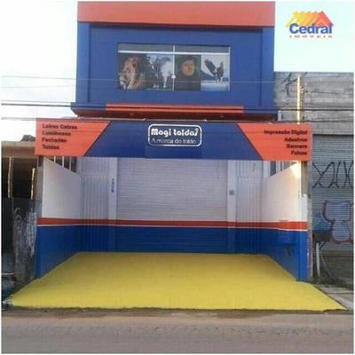 Vende-se Ou Aluga-se! Salão Comercial De 371m² São 2 Pavimentos Em Jundiapeba - Sl0021