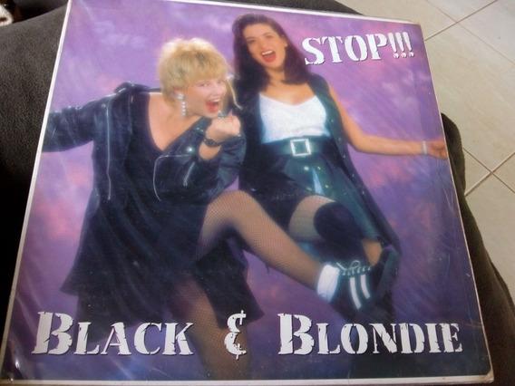 Black & Blondie - Stop