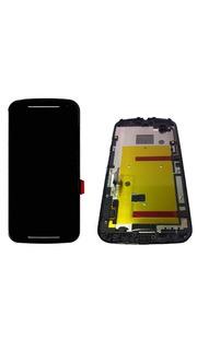 Tela Touch Display Lcd Moto G2 Geração G2 Xt1068 Xt1069 Dtv