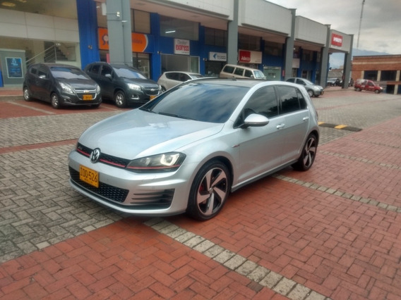 Volkswagen Golf Gti 2.0cc At