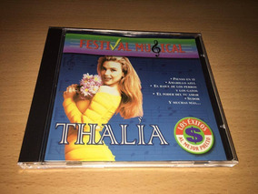 Cd Thalia (festival Musical) Importado Do México