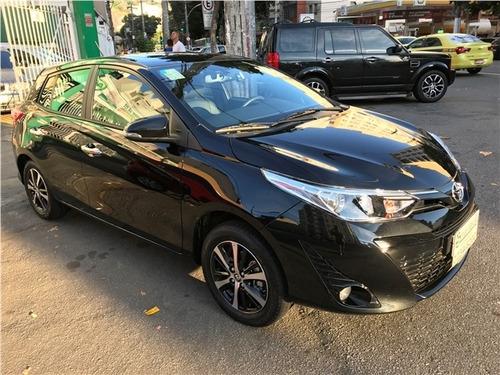 Imagem 1 de 7 de Toyota Yaris 1.5 16v Flex Xls Connect Multidrive