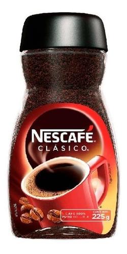 Imagen 1 de 4 de Café Nescafé Clásico 225 Gr