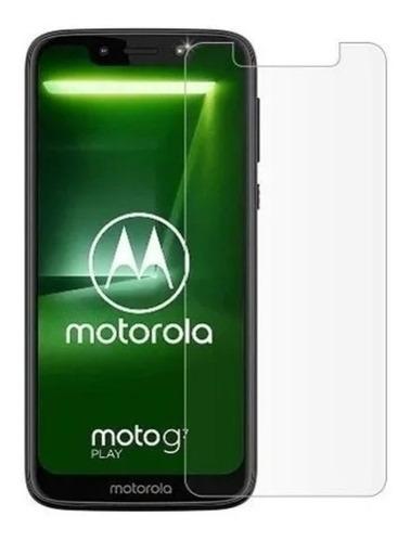 Vidrio Templado Glass Motorola Moto G7 Play