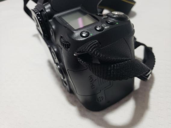 Câmera Nikon D90 153.425 Cliques