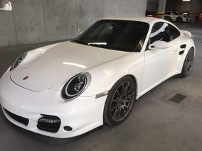 Porsche 911 3.6 Turbo Coupe Tiptronic At 2008