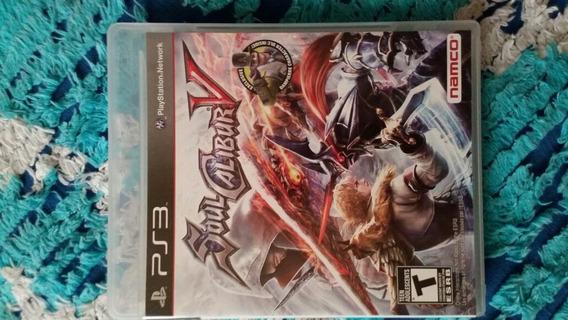Soul Calibur V - Mídia Física Playstation 3