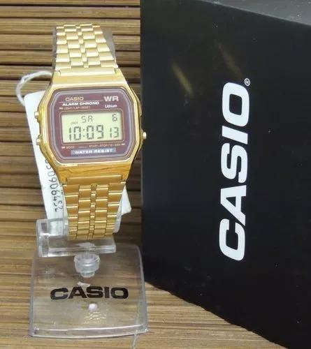 Relógio Casio Vintage - Modelo A159wgea-5df-original