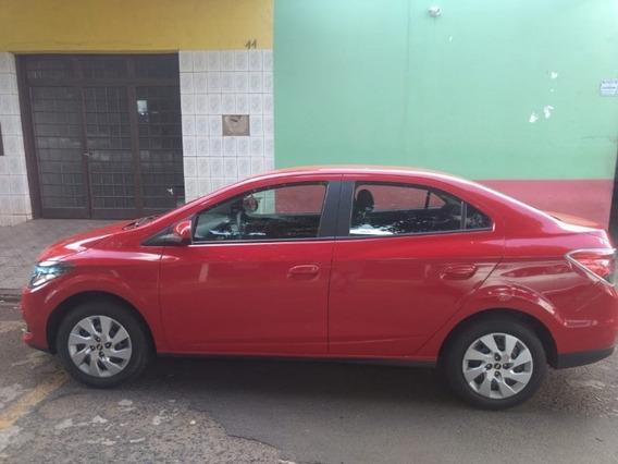 Chevrolet Gm Prisma Lt 1.4 Vermelho 2015