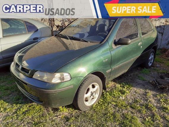 Fiat Palio Sale Sin Permuta 2004 Buen Estado