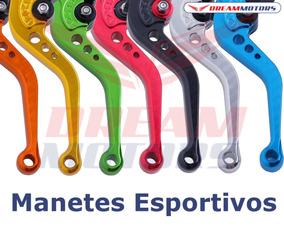 Manetes Esportivos Cb1000r Cb Cbr 1000 Cb1000rr 2004-2007
