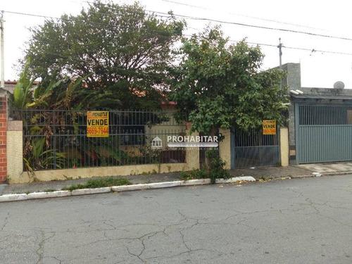 Sobrado Com 2 Dormitórios À Venda, 180 M² Por R$ 700.000,00 - Veleiros - São Paulo/sp - So0576