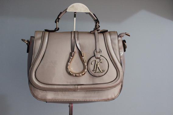 Bolsa Feminina Hil Style Bag | Bege | Cód. 139325