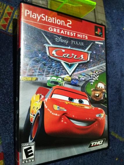 Carros Ps2 Original Americano Playstation 2