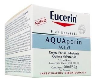 Eucerin Aquaphor Crema X50 Para Piel Normal